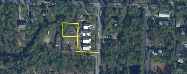 Parcel F Co Hwy 393 N, Santa Rosa Beach, FL 32459 (MLS #873709) :: Counts Real Estate Group