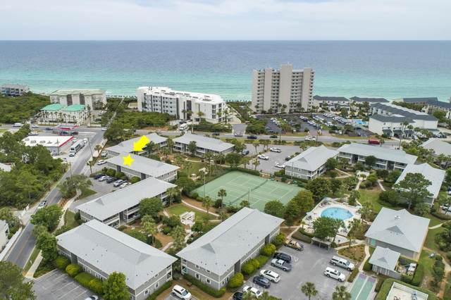 3799 E Co Highway 30A Unit F-6, Santa Rosa Beach, FL 32459 (MLS #873716) :: Classic Luxury Real Estate, LLC