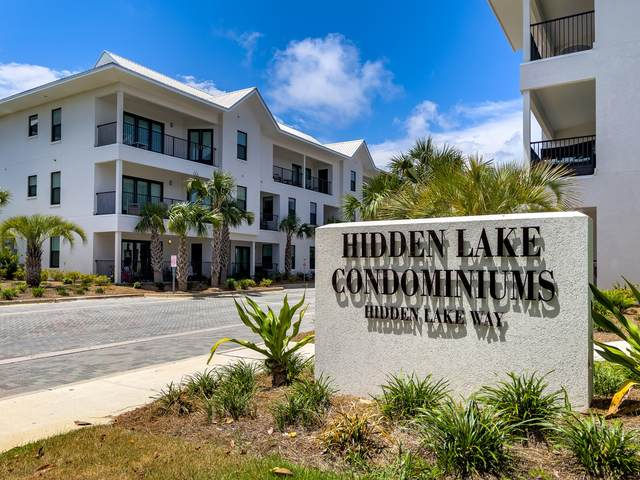 4000 W County Highway 30A Unit 314, Santa Rosa Beach, FL 32459 (MLS #873720) :: Scenic Sotheby's International Realty