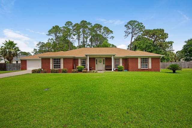 2886 Whisper Lake Drive, Gulf Breeze, FL 32563 (MLS #873789) :: Rosemary Beach Realty