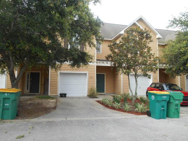 481 Westgate Way #481, Mary Esther, FL 32569 (MLS #873802) :: Berkshire Hathaway HomeServices Beach Properties of Florida