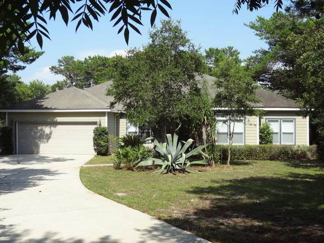 236 N Walton Lakeshore Drive, Inlet Beach, FL 32461 (MLS #873825) :: Scenic Sotheby's International Realty