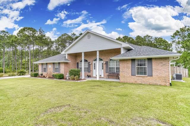 7204 Frankfort Street, Navarre, FL 32566 (MLS #873827) :: Counts Real Estate Group