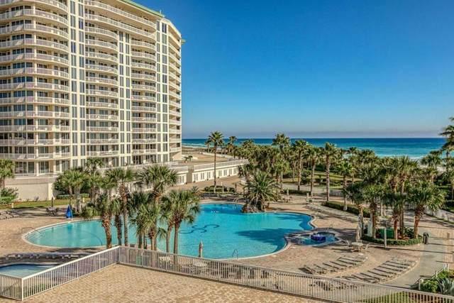 15400 Emerald Coast Parkway #504, Destin, FL 32541 (MLS #873833) :: Scenic Sotheby's International Realty