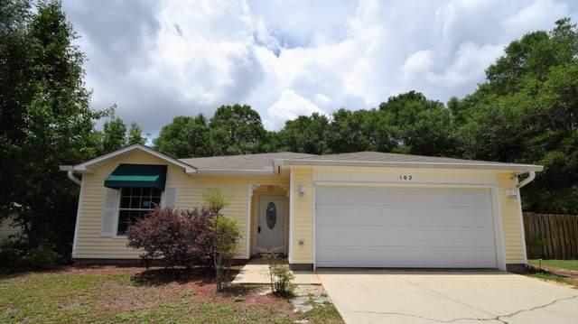 102 Cabana Way, Crestview, FL 32536 (MLS #873842) :: Better Homes & Gardens Real Estate Emerald Coast