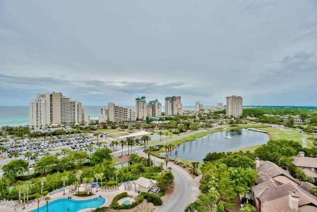 5000 S Sandestin South Boulevard Unit 7108, Miramar Beach, FL 32550 (MLS #873910) :: Scenic Sotheby's International Realty