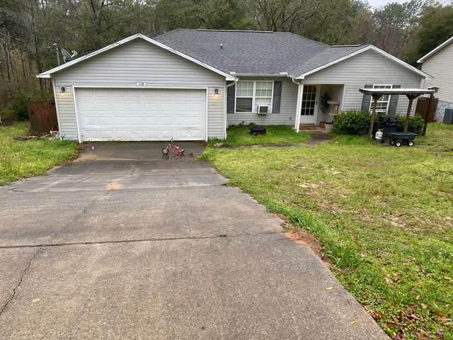 118 Lonnie Jack Drive, Crestview, FL 32536 (MLS #873924) :: Berkshire Hathaway HomeServices Beach Properties of Florida