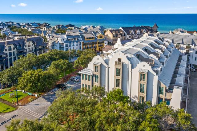 16 S Barrett Square #1, Inlet Beach, FL 32461 (MLS #873927) :: Linda Miller Real Estate
