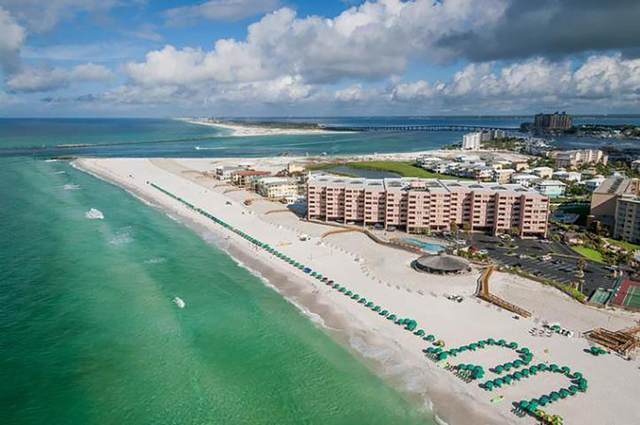 500 Gulf Shore Drive Unit 114A&B, Destin, FL 32541 (MLS #873954) :: Linda Miller Real Estate