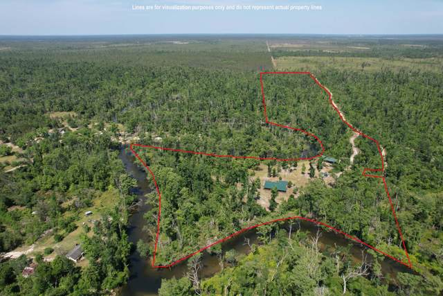 6919 Cat Creek Road, Youngstown, FL 32466 (MLS #873973) :: Blue Swell Realty