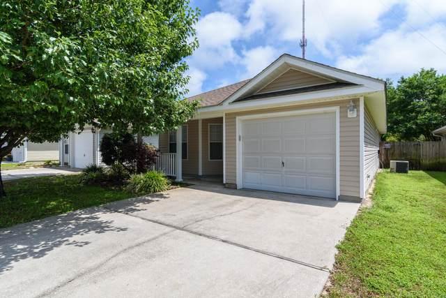 5393 Fawn Ridge Drive, Gulf Breeze, FL 32563 (MLS #873993) :: Classic Luxury Real Estate, LLC