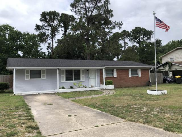 228 NW Watson Drive, Fort Walton Beach, FL 32548 (MLS #874013) :: Coastal Luxury