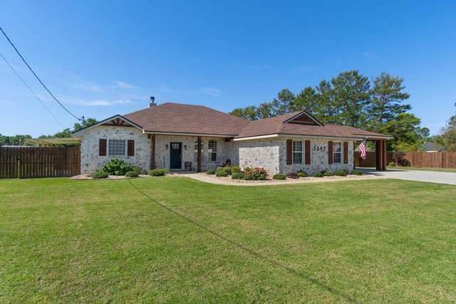 7597 E East Bay Boulevard, Navarre, FL 32566 (MLS #874027) :: Classic Luxury Real Estate, LLC