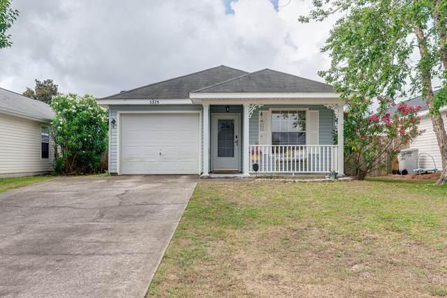 5579 Meadow Creek Place, Gulf Breeze, FL 32563 (MLS #874033) :: Classic Luxury Real Estate, LLC