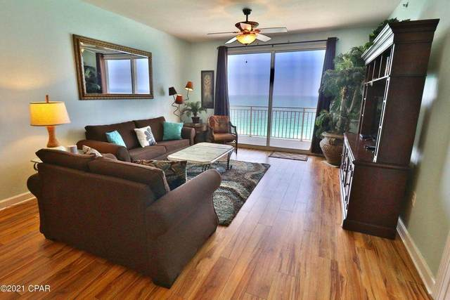 17739 Front Beach Road Unit 1107W, Panama City Beach, FL 32413 (MLS #874034) :: Counts Real Estate Group