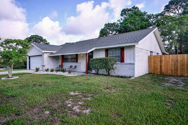 607 ironwood Drive, Fort Walton Beach, FL 32547 (MLS #874043) :: Better Homes & Gardens Real Estate Emerald Coast
