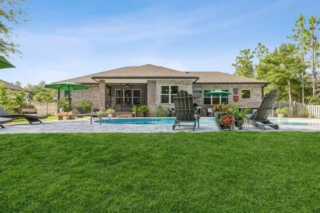 1540 Mill Creek Drive, Baker, FL 32531 (MLS #874061) :: Classic Luxury Real Estate, LLC