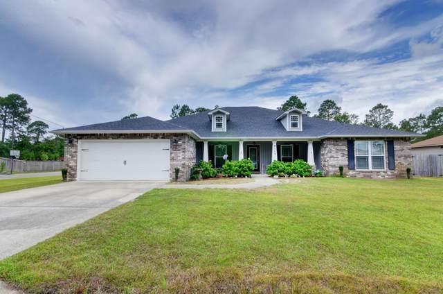 2113 Salamanca Street, Navarre, FL 32566 (MLS #874066) :: Classic Luxury Real Estate, LLC