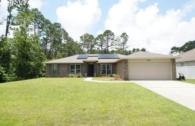2261 Andorra Street, Navarre, FL 32566 (MLS #874083) :: Counts Real Estate on 30A