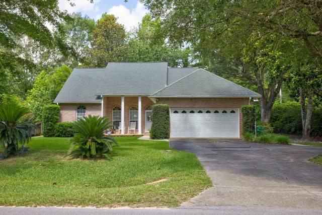 6036 Bud Moulton Road, Crestview, FL 32536 (MLS #874094) :: Classic Luxury Real Estate, LLC
