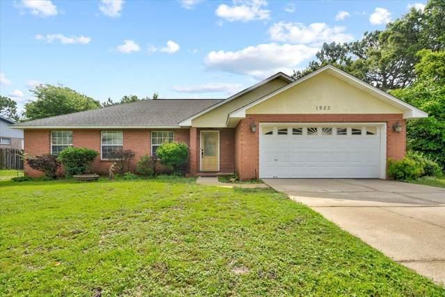 1922 Bayou Drive, Navarre, FL 32566 (MLS #874098) :: Counts Real Estate Group