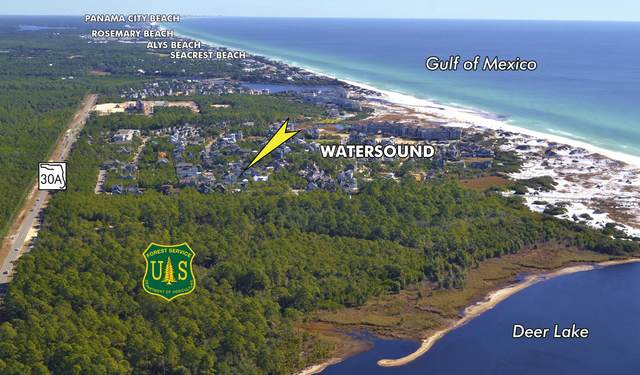 22 Keel Court, Watersound, FL 32461 (MLS #874107) :: Linda Miller Real Estate