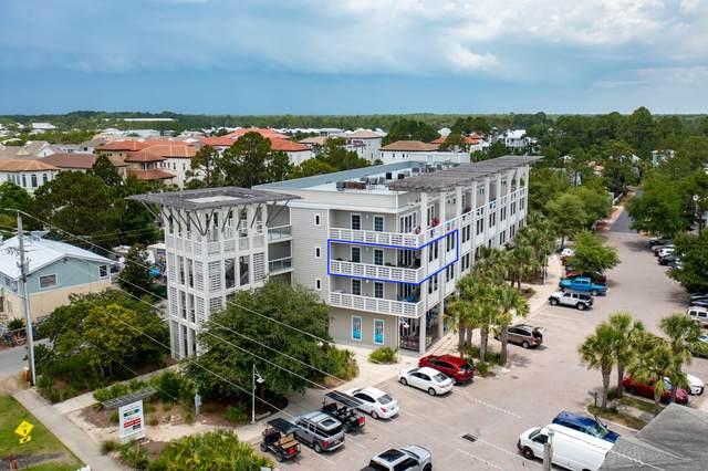 43 Cassine Way #301, Santa Rosa Beach, FL 32459 (MLS #874119) :: Luxury Properties on 30A