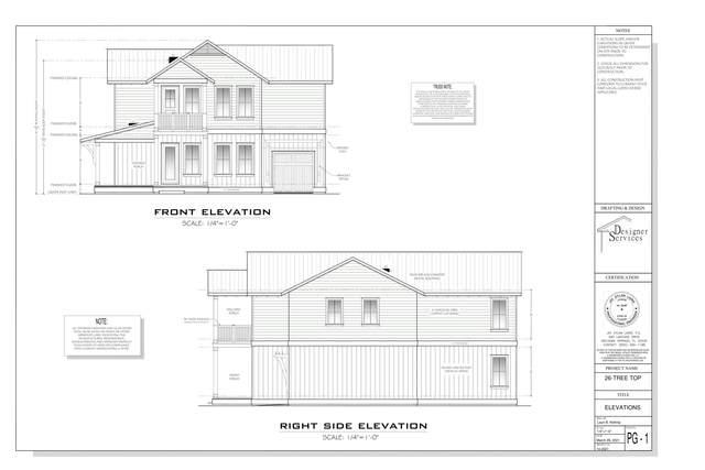 Lot 26 Redbud Lane, Inlet Beach, FL 32461 (MLS #874133) :: Beachside Luxury Realty
