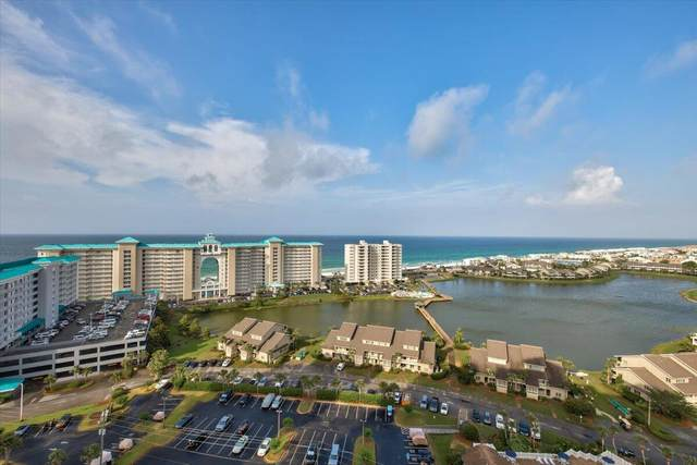 122 Seascape Boulevard Unit 1707, Miramar Beach, FL 32550 (MLS #874151) :: Classic Luxury Real Estate, LLC
