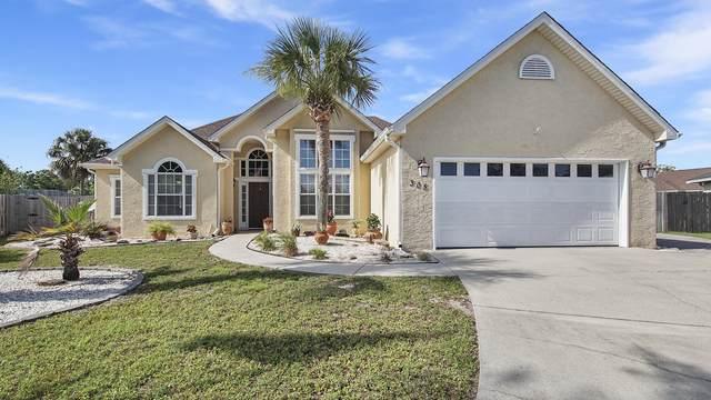 305 Alanna Circle, Panama City Beach, FL 32408 (MLS #874154) :: Counts Real Estate Group