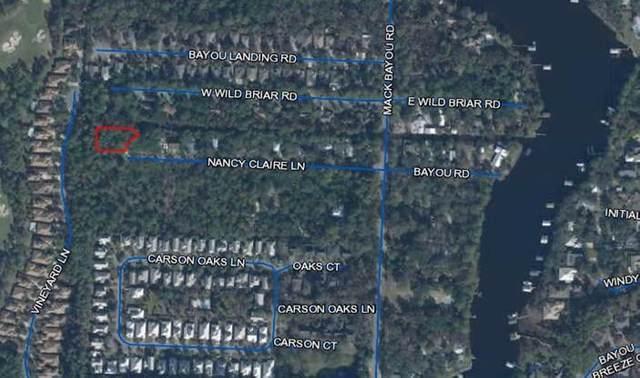 Lot 12 Nancy Claire Lane, Santa Rosa Beach, FL 32459 (MLS #874179) :: Counts Real Estate Group