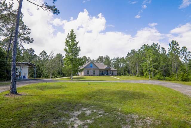 3037 Robinson Point Road Road, Milton, FL 32583 (MLS #874180) :: Classic Luxury Real Estate, LLC