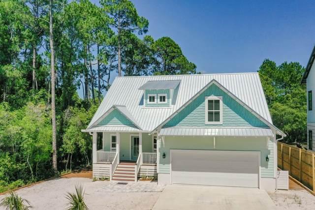 350 Seacrest Drive, Inlet Beach, FL 32461 (MLS #874197) :: Classic Luxury Real Estate, LLC
