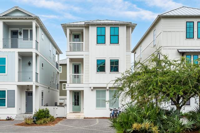 15 Pompano Street, Inlet Beach, FL 32461 (MLS #874238) :: Counts Real Estate Group