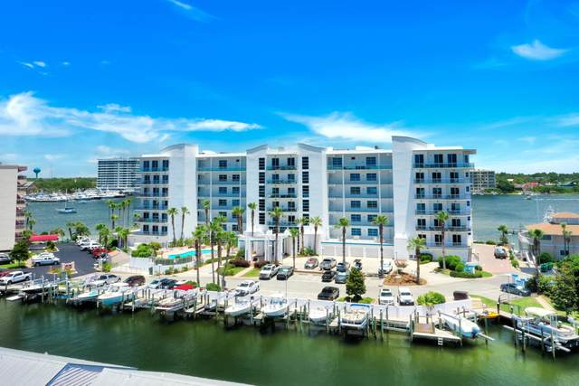 211 Durango Road Unit 211, Destin, FL 32541 (MLS #874244) :: Rosemary Beach Realty