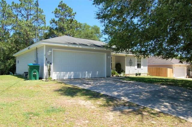 106 Split Creek Drive, Crestview, FL 32539 (MLS #874255) :: Rosemary Beach Realty