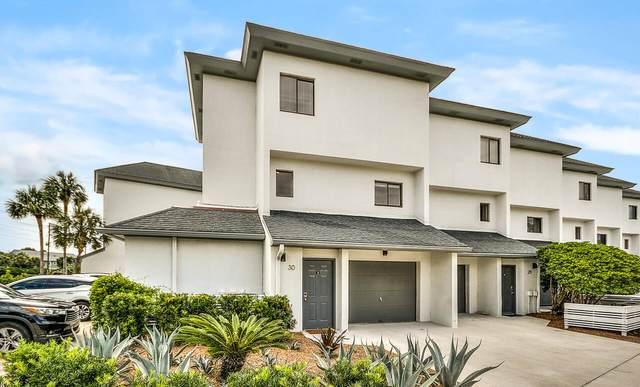 3722 E Co Highway 30A Unit 30, Santa Rosa Beach, FL 32459 (MLS #874264) :: Counts Real Estate Group