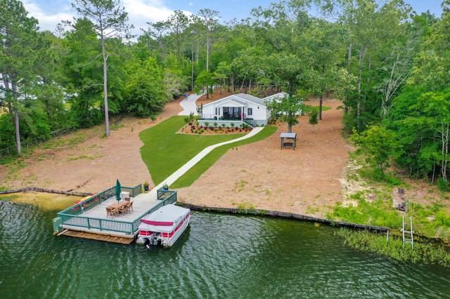 2196 Spring Lake Road, Defuniak Springs, FL 32433 (MLS #874276) :: Briar Patch Realty