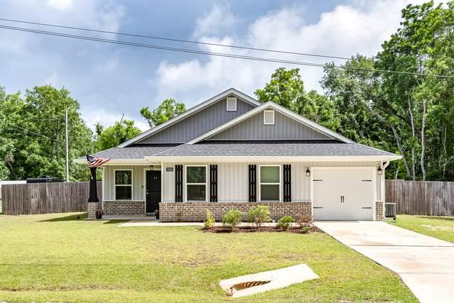 7080 Jefferson Street, Navarre, FL 32566 (MLS #874277) :: Briar Patch Realty