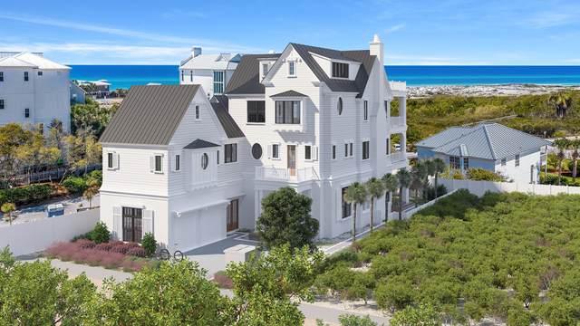 Lot 1 Grand Inlet Court, Inlet Beach, FL 32461 (MLS #874334) :: Better Homes & Gardens Real Estate Emerald Coast