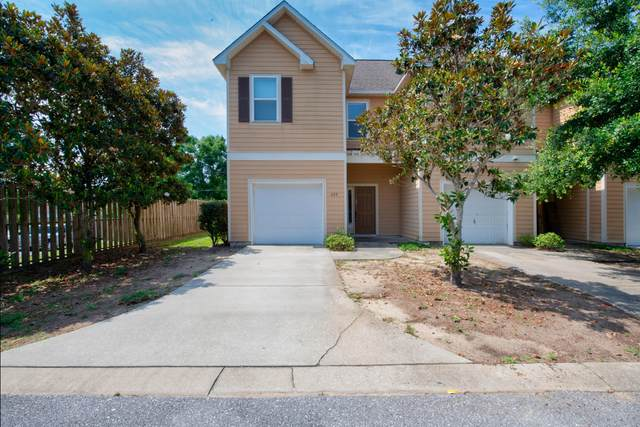 485 Westgate Way #572, Mary Esther, FL 32569 (MLS #874336) :: Coastal Lifestyle Realty Group