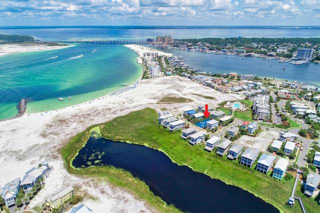3581 Rosalie Drive, Destin, FL 32541 (MLS #874347) :: John Martin Group | Berkshire Hathaway HomeServices PenFed Realty