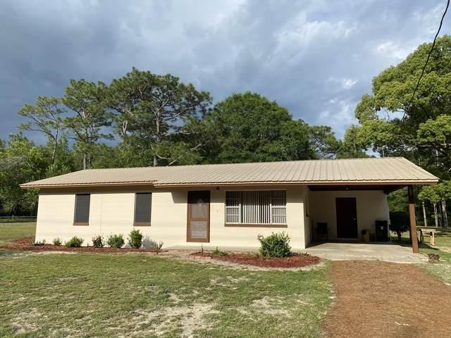 834 N 1St Street, Defuniak Springs, FL 32433 (MLS #874357) :: Linda Miller Real Estate