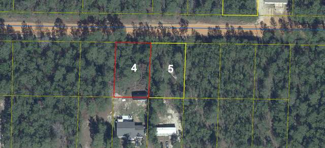 Lots 4 & 5 E Violet Lane, Defuniak Springs, FL 32433 (MLS #874367) :: Linda Miller Real Estate