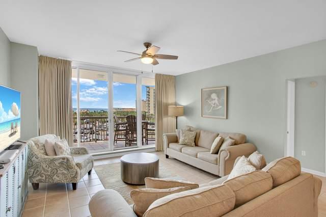 15100 Emerald Coast Parkway #502, Destin, FL 32541 (MLS #874370) :: Counts Real Estate Group
