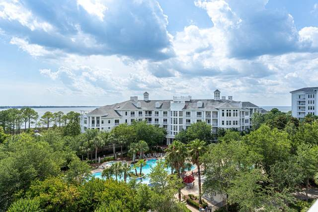 9500 Grand Sandestin Boulevard Unit 2610, Miramar Beach, FL 32550 (MLS #874378) :: Blue Swell Realty