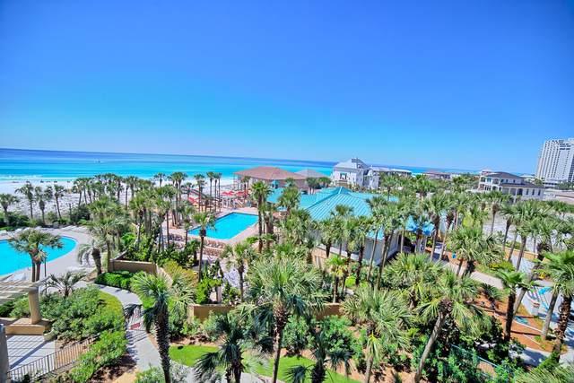 4734 Westwinds Drive Unit 4734, Miramar Beach, FL 32550 (MLS #874380) :: Scenic Sotheby's International Realty