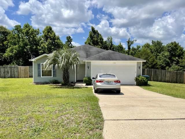 186 Cabana Way, Crestview, FL 32536 (MLS #874382) :: John Martin Group | Berkshire Hathaway HomeServices PenFed Realty