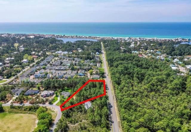 7 Golf Club Drive, Santa Rosa Beach, FL 32459 (MLS #874383) :: Linda Miller Real Estate