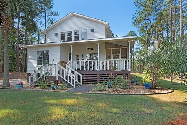 129 Whisper Lane, Santa Rosa Beach, FL 32459 (MLS #874399) :: Berkshire Hathaway HomeServices Beach Properties of Florida